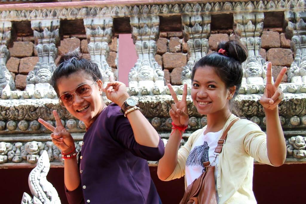 Die Khmer Sprache: Kuriose Geschichten und Eigenheiten