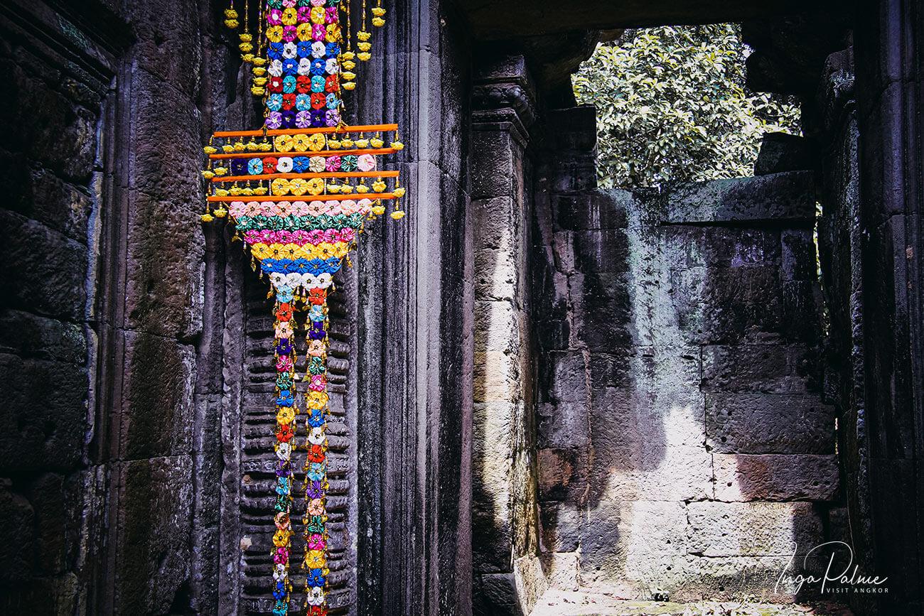 Krol Ko - Angkor Tempel, Kambodscha