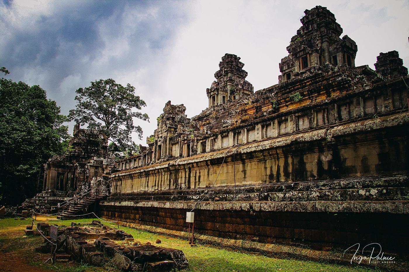 Ta Keo - Angkor Tempel