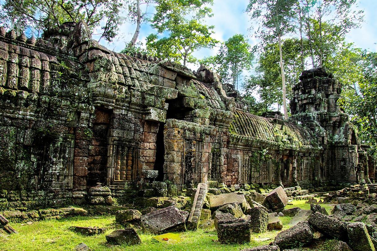 Ta Nei - Angkor Tempel Kambodscha