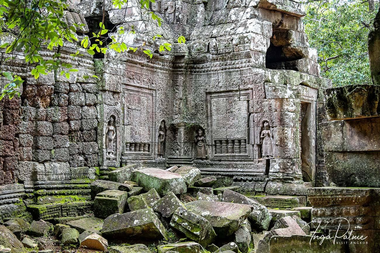 Ta Som - Angkor Tempel Kambodscha