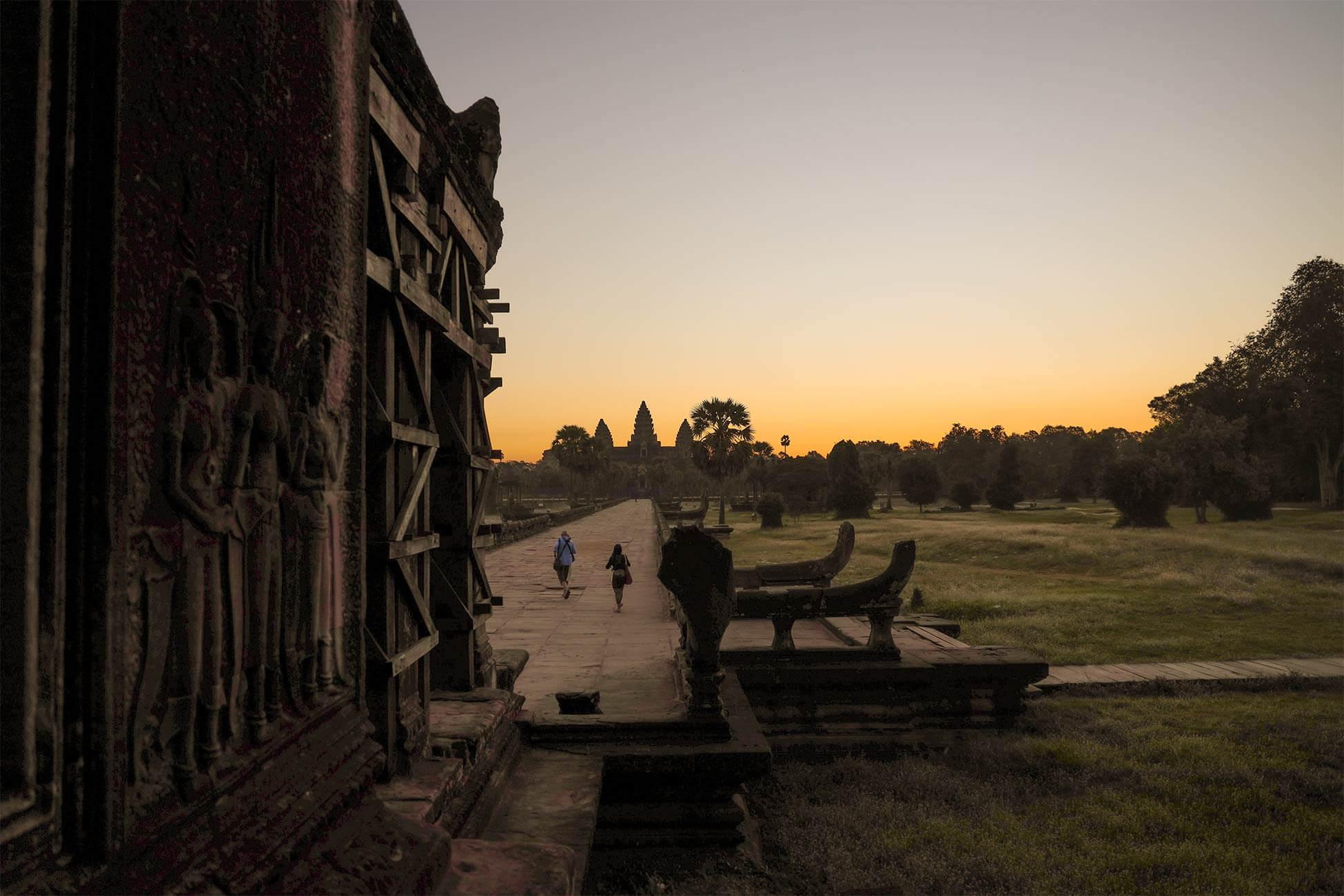 Kambodscha in Zeiten von Corona
