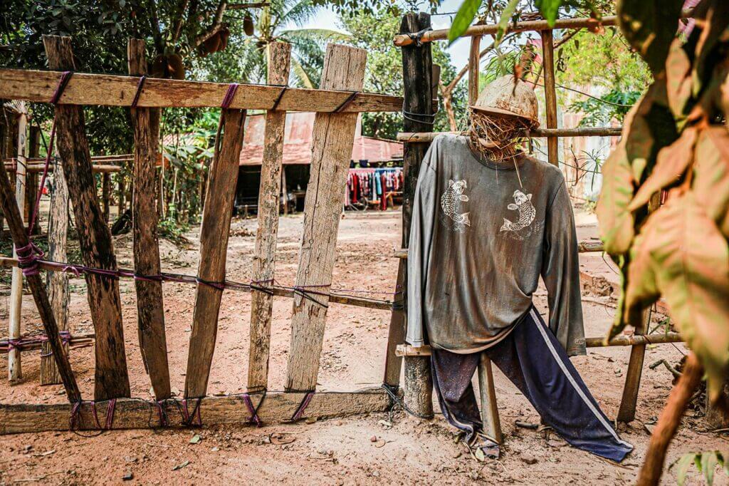 Ting Mong, Ghost Dolls in Kambodscha