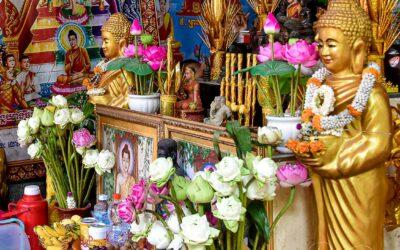 Buddhistische Klöster in Kambodscha