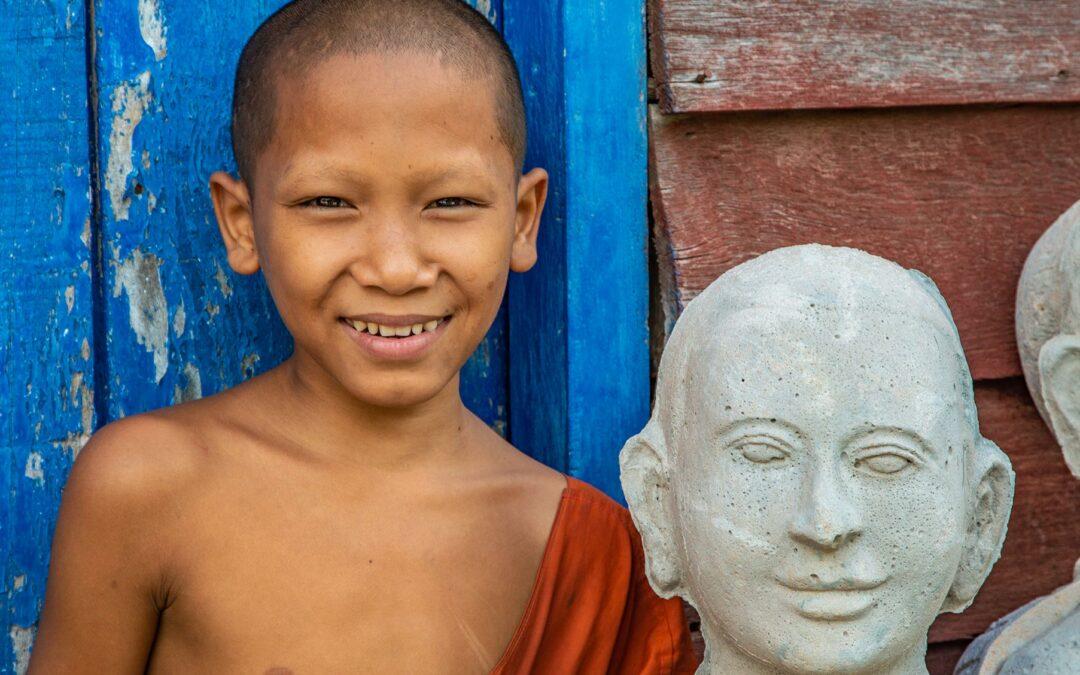 Die Khmer Sprache lernen: 6 Tipps für Dich