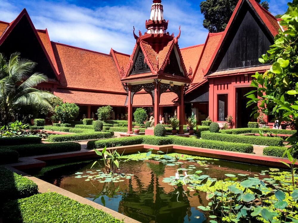 Garten Nationalmuseum