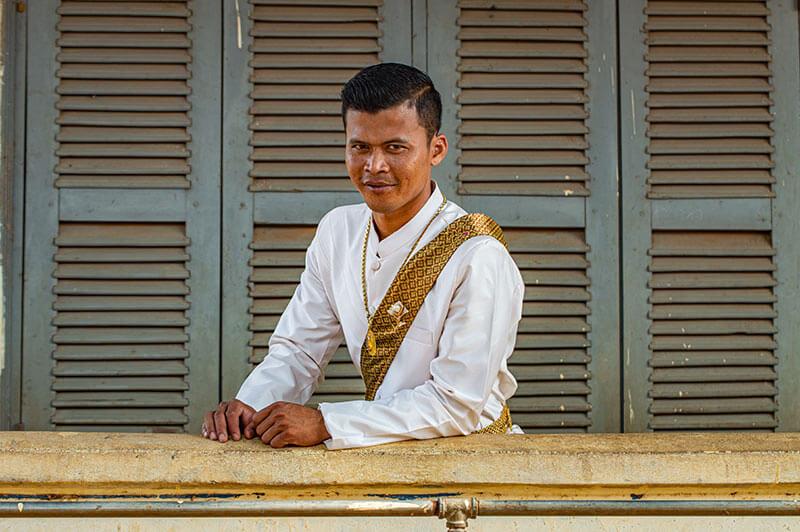 Photoshooting Kampong Chhnang, Provinz in Kambodscha