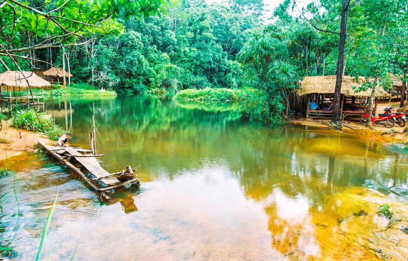 Kirirom Nationalpark, Provinz Kampong Speu, Kambodscha