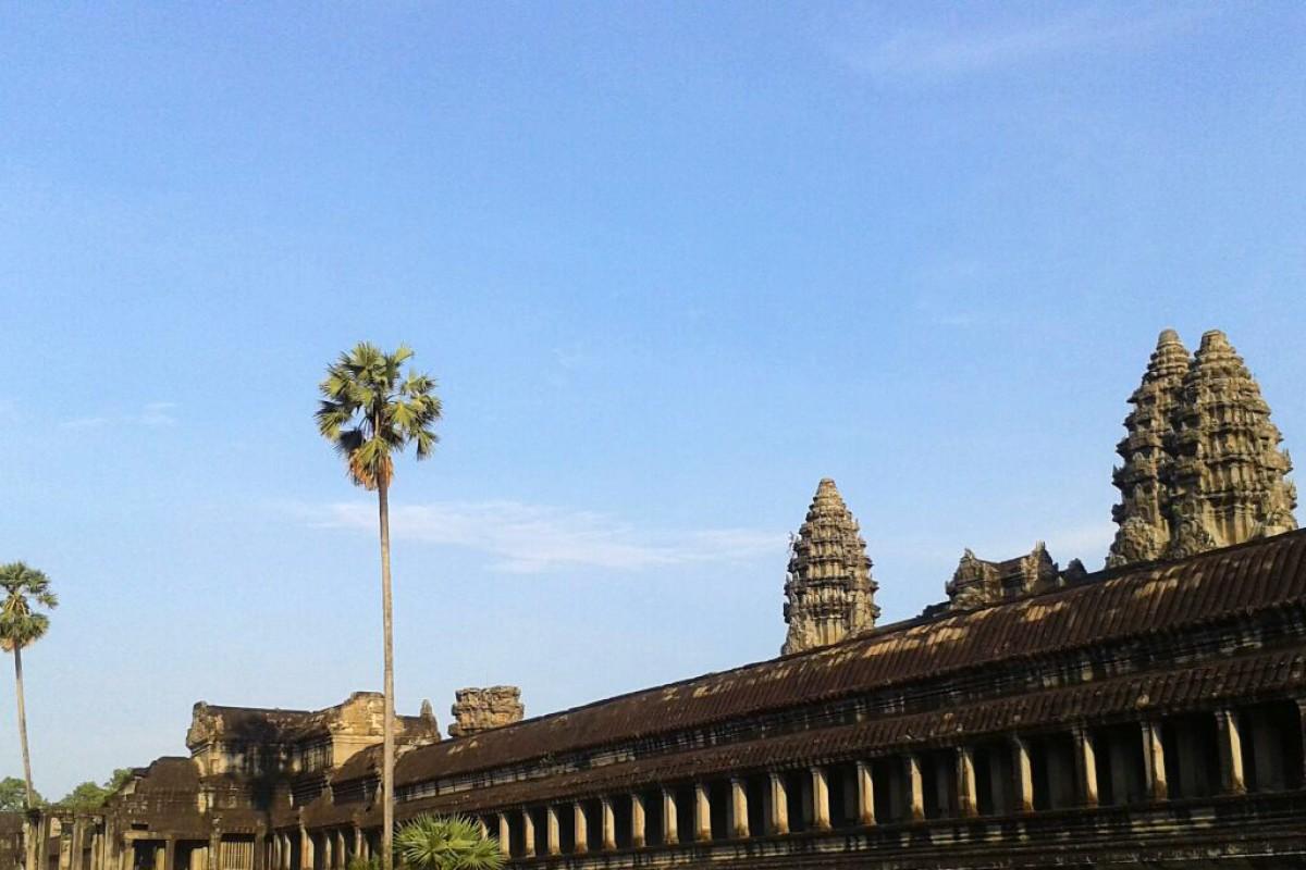 Fascination Angkor Wat