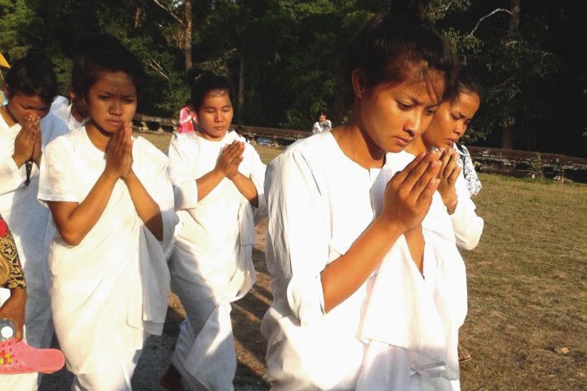 History of Visak Bochea ( Buddhist day)
