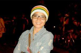 Yoth Seiyon at Nerd Nite in Siem Reap