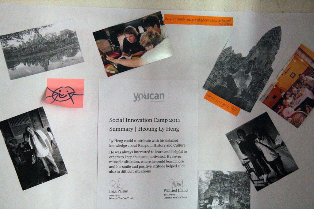 Intercultural Innovation Camp 2011