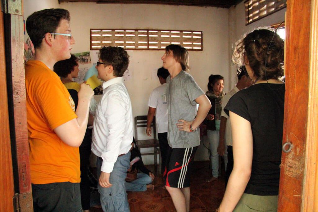 Intercultural Innovation Camp 2012