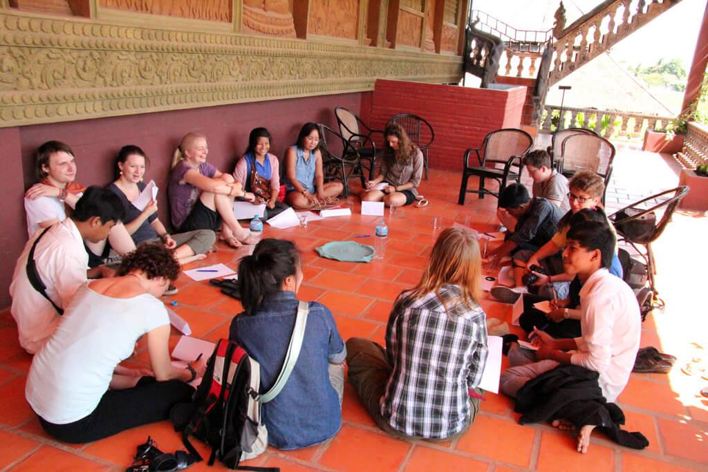 Intercultural Innovation Camp: Breakfast Game