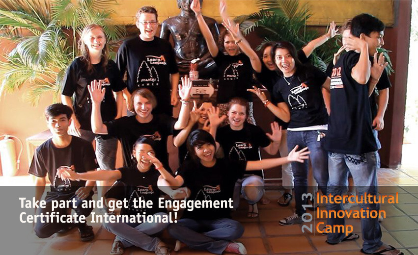 Student exchange: Intercultural Innovation Camp