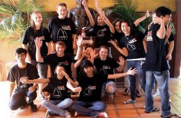 The Intercultural Innovation Camp in Cambodia 2012