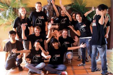 The Intercultural Innovation Camp in Cambodia 2012