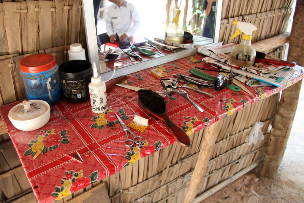 The worktable