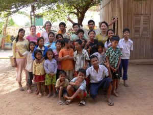 "COLT: ""Cambodian Organization for Learning and Training"" - orphanage in Cambodia"