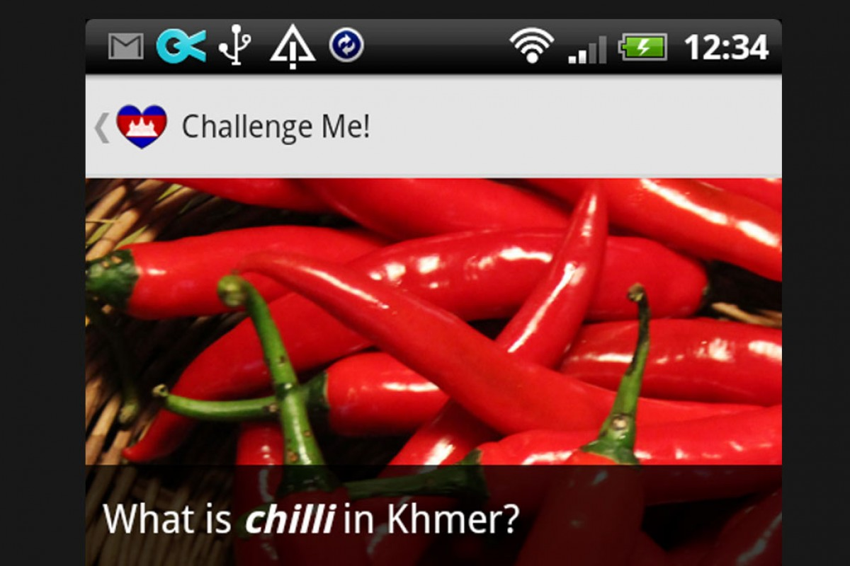 """The Khmer Language: What means """"Chilli"""" in Khmer?"""