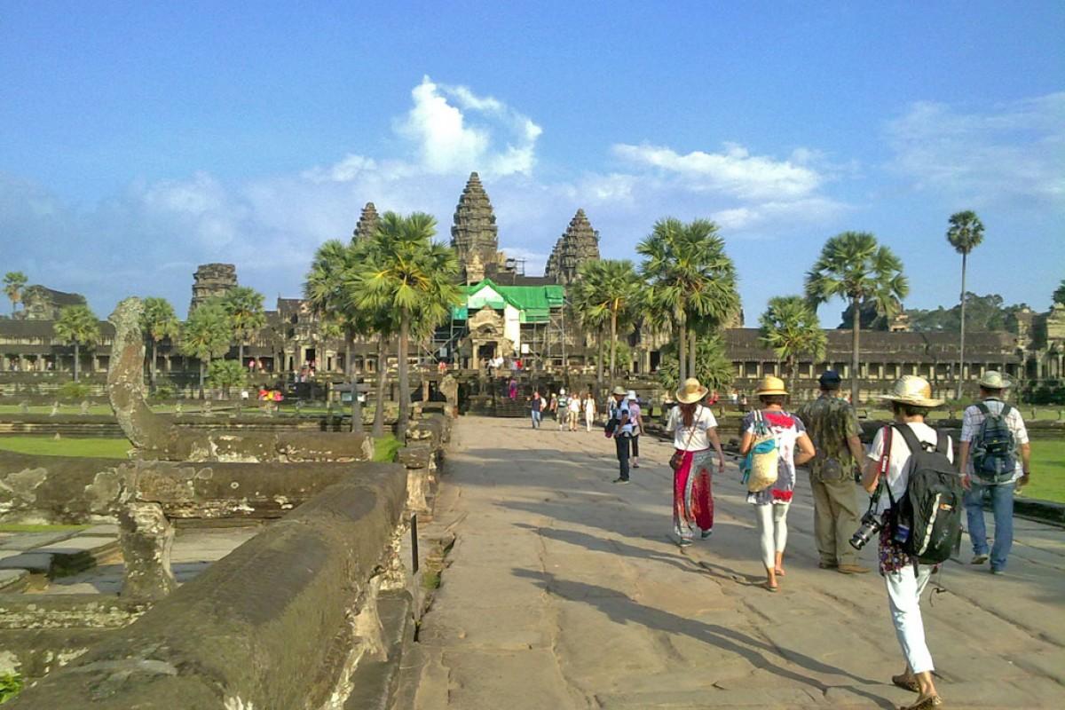 Angkor Wat – Place of Wonder