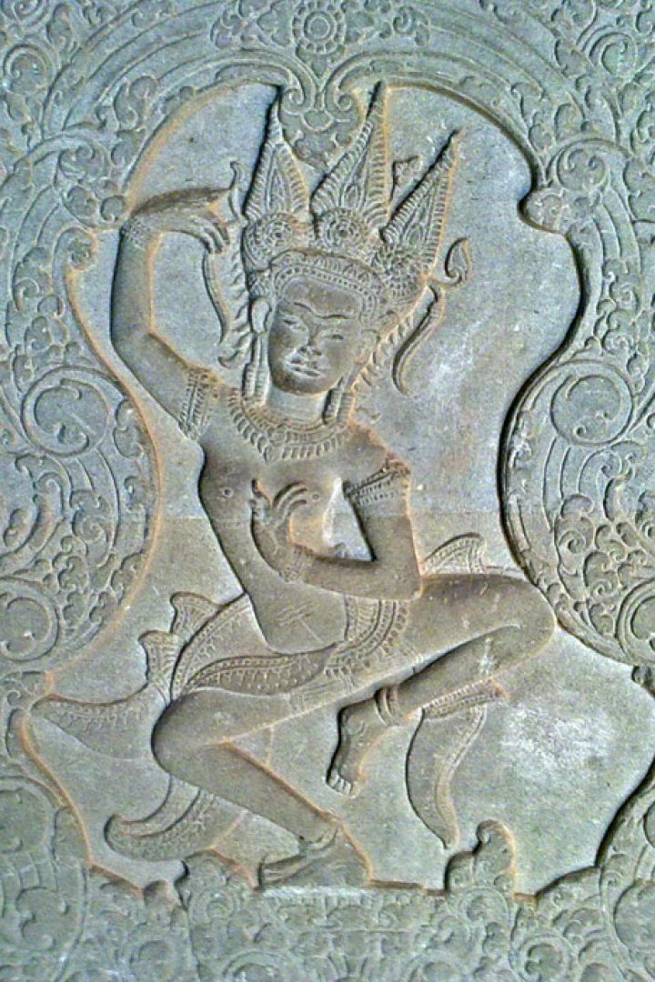5. Cambodia – Did You Know? – Apsara