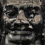 Bayon Temple: Four faces of Lokeshvara