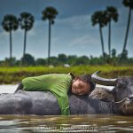 Khmer Portrait © Mardy Suong