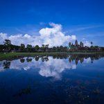 Refletion Angkor © Mardy Suong
