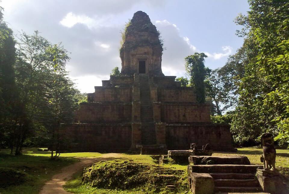 Baksei Chamkrong - Cambodia