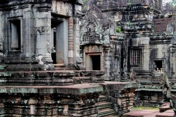 Banteay Samre - Angkor Temple Cambodia