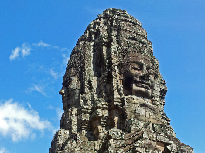 Khmer terms and phrases found in the Angkor area