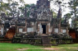 Chau Sey Tevoda - Angkor, Cambodia