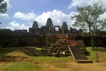 East Mebon Temple - Angkor