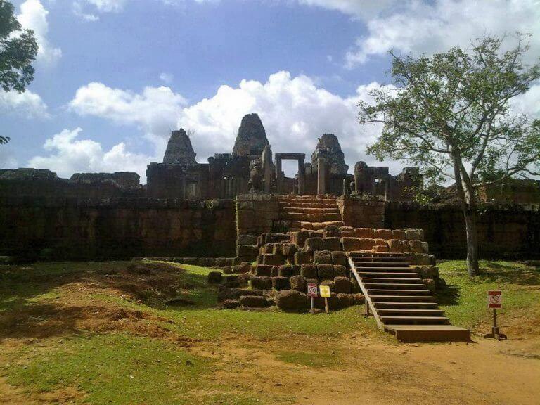 East Mebon Temple - Angkor
