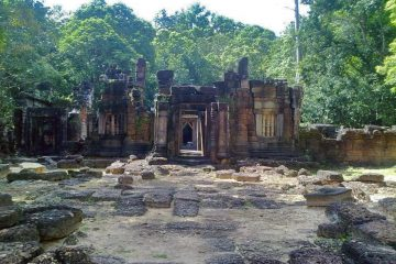 Krol Ko Temple at Angkor