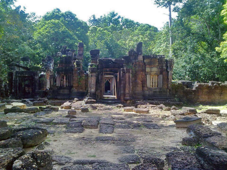 Krol Ko Temple at Angkor