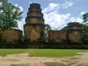 Prasat Krawan Temple of Angkor – dedicated to Vishnu