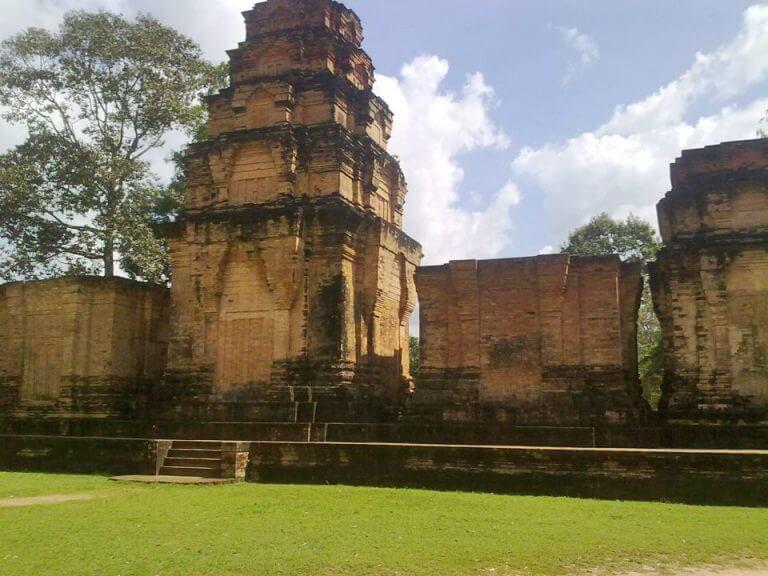 Prasat Kravan Temple of Angkor – dedicated to Vishnu