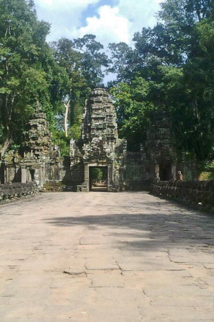 Preah Khan – the Temple north of Angkor Thom