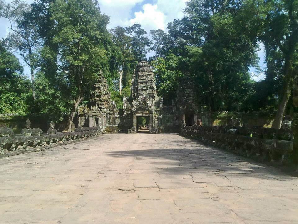 Preahg Khan Temple - Angkor, Cambodia