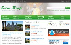Siem Reap - The Webportal to Angkor Wat