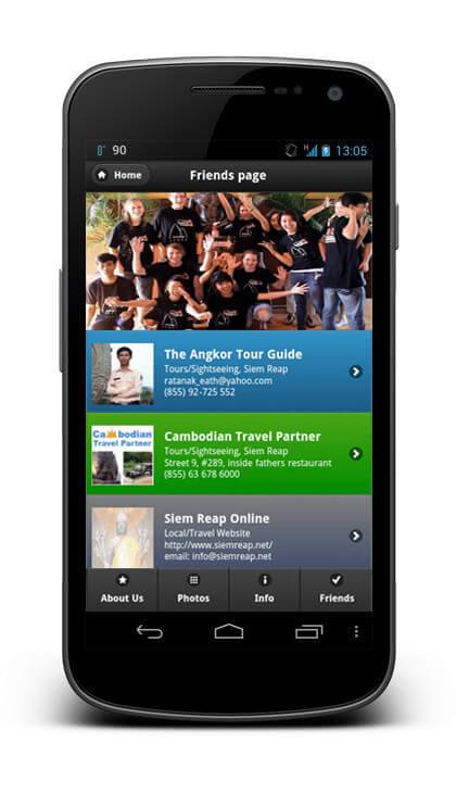 Khmer Web-App : our Friends :)