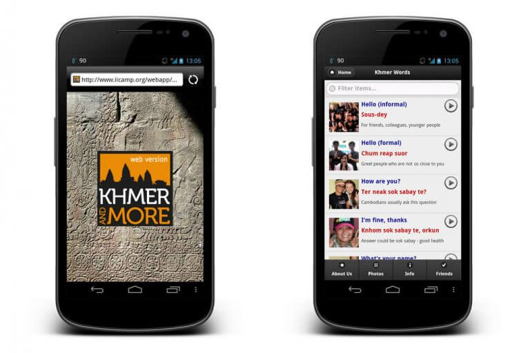 Khmer & More - Wb App by YouCan Trust