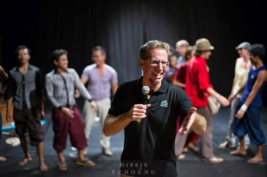 Craig Dodge | Phare, The Cambodian Circus