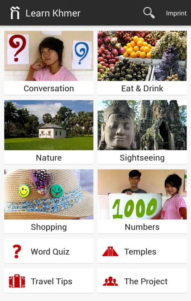 Khmer4You - Language app to learn Khmer language