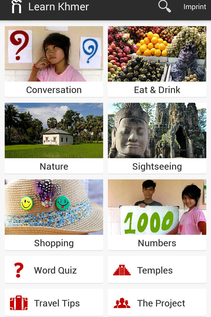 Khmer4You – the app for you to learn Khmer language!