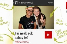 Learn Khmer: How are you? - Khmer4You