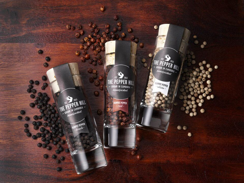 Pepper Hill | Kampot Pepper from Cambodia