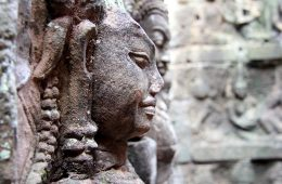 Terrace of the Leper King - Angkor